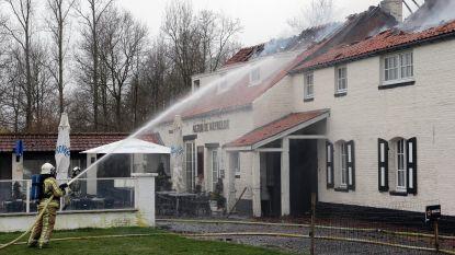 Zus van Sven Nys verliest taverne na zware brand