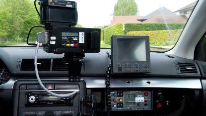 Meer dan 1 op 10 te snel tijdens verschillende snelheidscontroles van politiezone AMOW