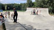 Bewakingscamera's moeten afpersers voortaan van skatepark weren