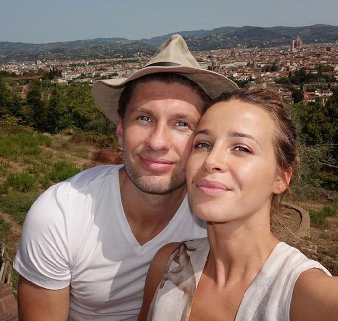 Evgeniy Levchenko en Victoria Koblenko