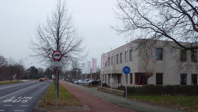 Het gebouw in Nieuwegein waar Me-Care in huisde tot het faillisement.