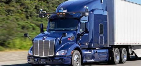DAF's moederbedrijf Paccar zet verdere stap naar zelfrijdende trucks, maar nog niet voor DAF