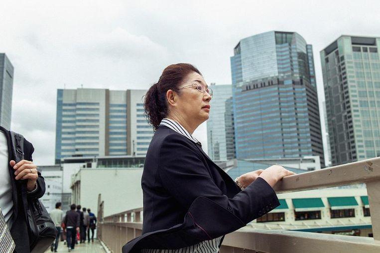 Emiko Teranishi. Beeld Kentaro Takahashi