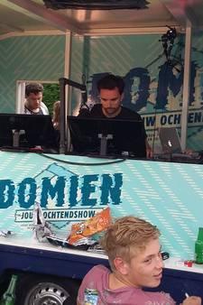 Sallanders domineren 3FM Ochtendshow in Scharendijke