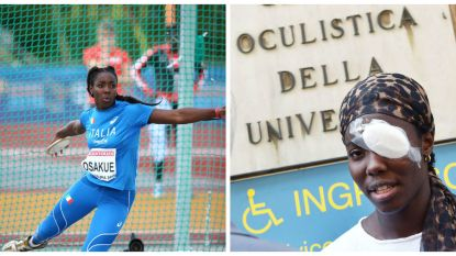 """Italiaanse atlete onzeker voor EK na mogelijk racistische aanval: """"Ze dachten dat ik een prostituée was"""""""