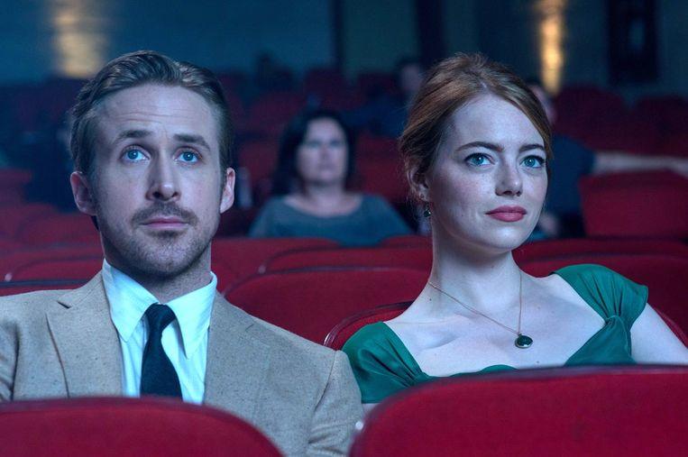 La La Land: Een musical in klassieke Hollywoodstijl. Beeld