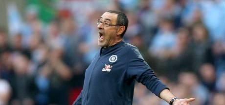 Officieel: Sarri verlaat Chelsea en wordt trainer van Juventus