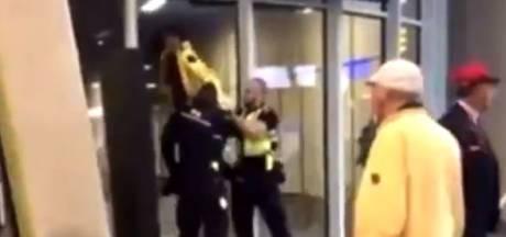 Gefilmde discussie boa's met jongeman op Arnhem Centraal zorgt voor commotie op social media