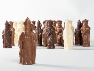 """TWERK heeft nog stock van 40.000 chocolade Sinterklaas-figuurtjes: """"Het zou jammer zijn ze te moeten versmelten tot paaseitjes"""""""