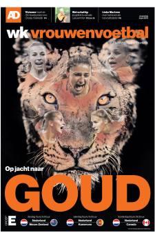 WK-bijlage: woensdag bij AD Sportwereld