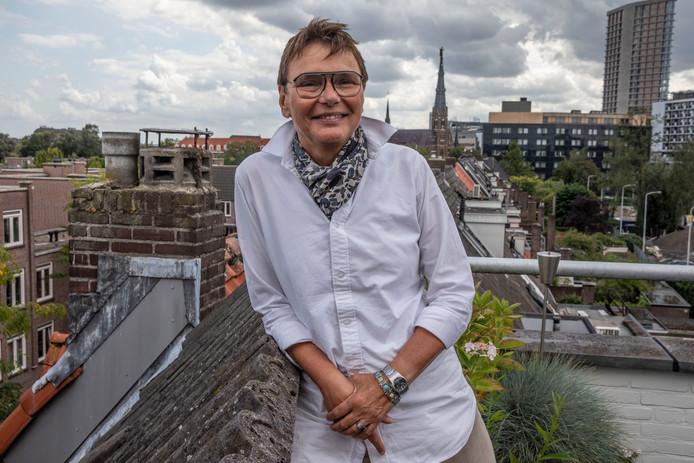 Mieke Engels-Kuiten: 'Keepers zijn een apart slag volk'.