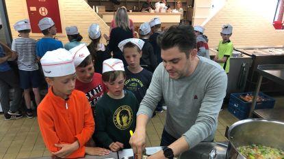 Jeroen Meus maakt culinaire roadtrip langs twintig Vlaamse keukens