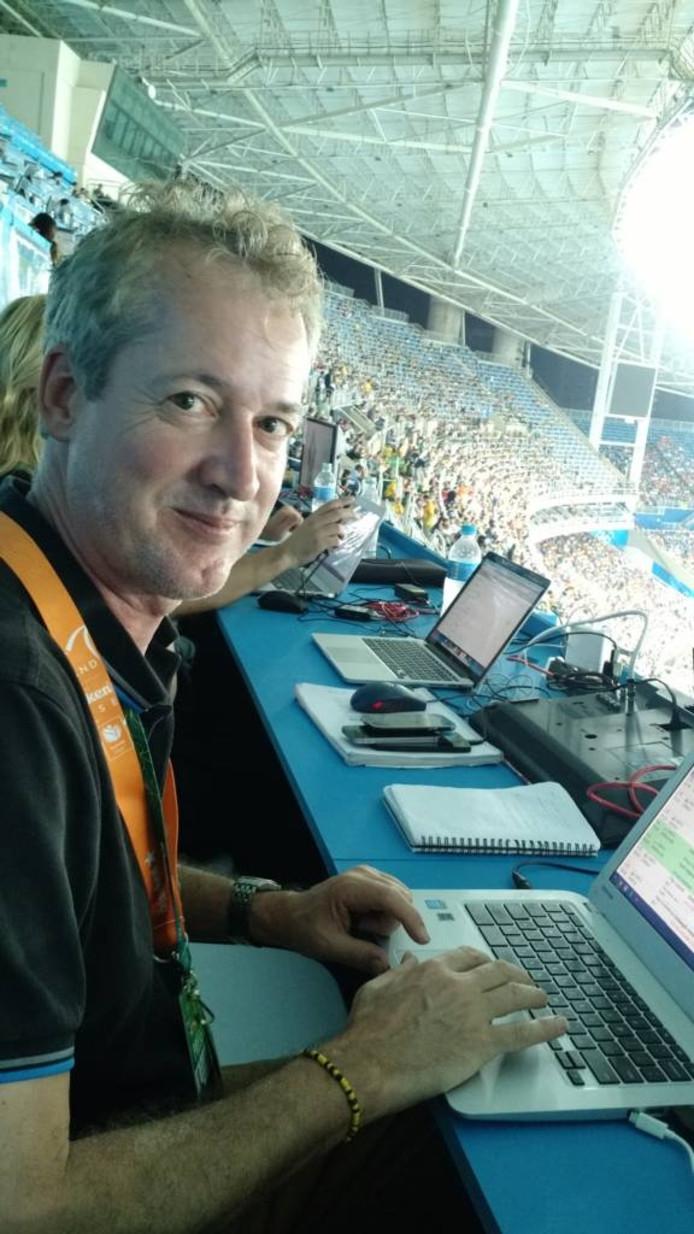 Peter van Leeuwen volgt voor het ANP de Nederlanders op de Olympische Spelen.