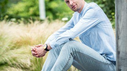 """Ruben Van Gucht ontdekt al lopend zijn thuisgemeente: """"Tussen het groen hier kom ik volledig tot rust"""""""
