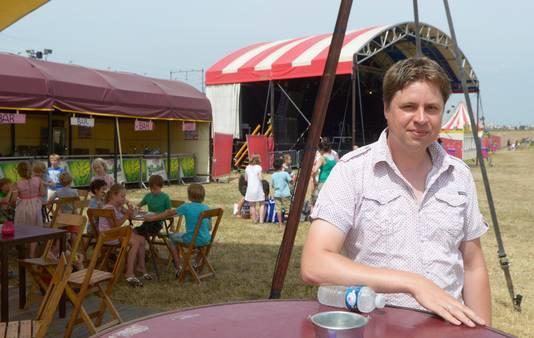 Doeko Pinxt op Festival Op 't Eiland.