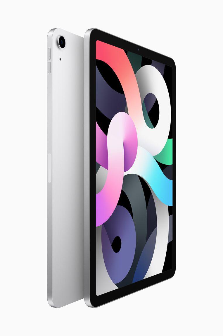 De nieuwe iPad Air. Beeld EPA