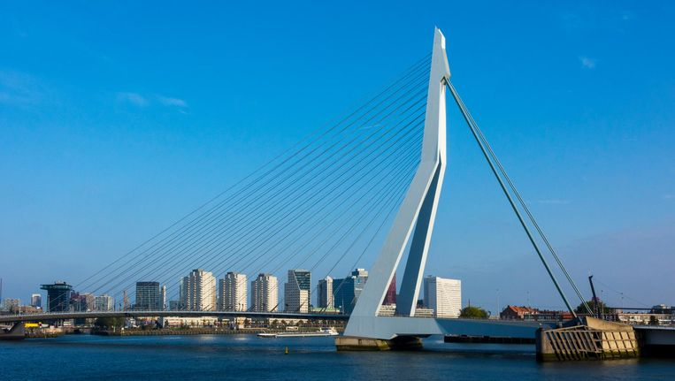 'Rotterdam: nooit!' Beeld anp