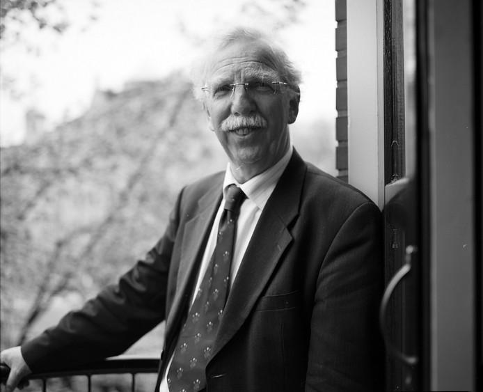 Socioloog Kees Schuyt.