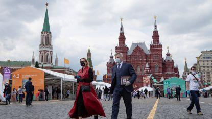 Aantal coronagevallen in Rusland stijgt boven de 680.000