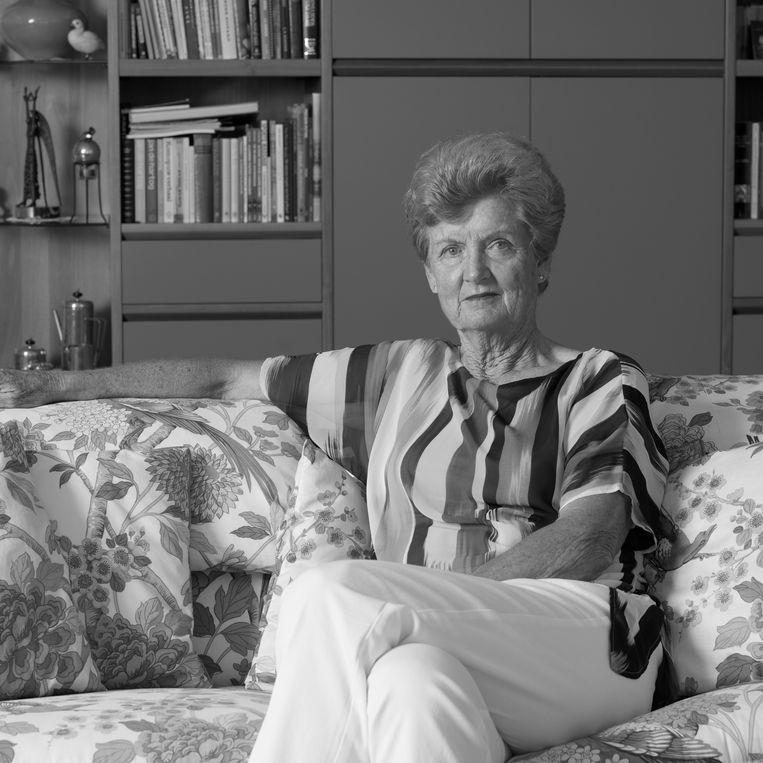 Betty Stöve. Beeld Michiel van Nieuwkerk