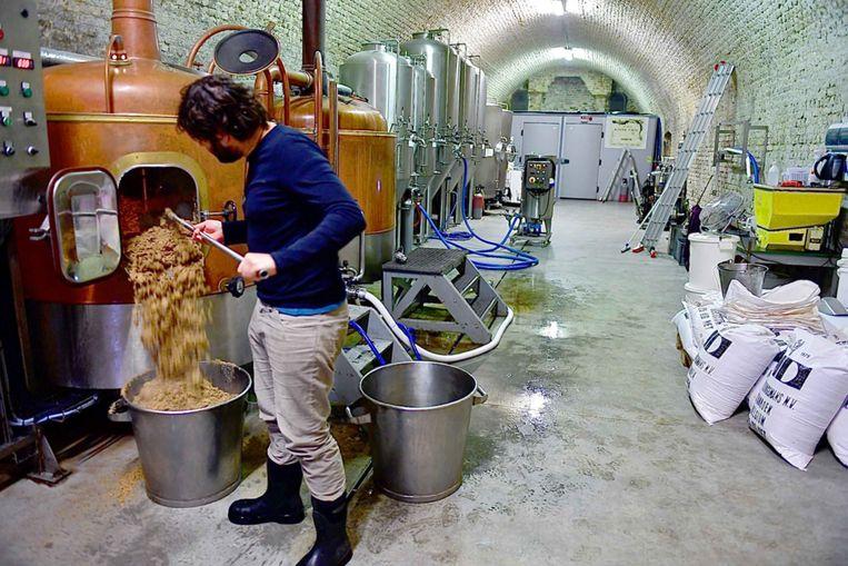 Brouwerij Kazematten bestaat vijf jaar en viert dat met een opendeurweekend.