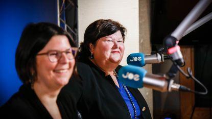 """""""Niet besproken met mijn man"""": Maggie De Block over haar plotse aanstelling in de regering"""
