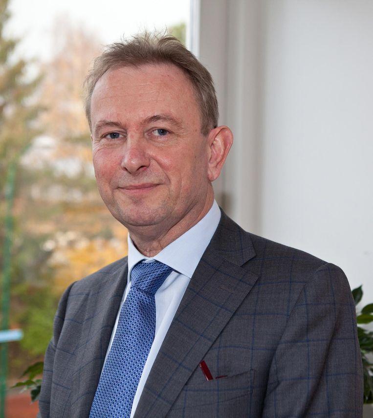 Wim van der Meeren, voorzitter raad van bestuur bij CZ: 'We moeten laagopgeleiden meer kansen geven op de arbeidsmarkt. Dat verbetert hun gezondheid.' Beeld anp