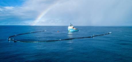 Mislukte plastic-opruimer van The Ocean Cleanup is nu brillenkoker, dankzij dit bedrijf uit Oldebroek