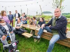 Buurtcamping Nieuwegein bijna klaar