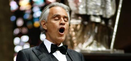 Andrea Bocelli had corona en doneert bloedplasma voor onderzoek