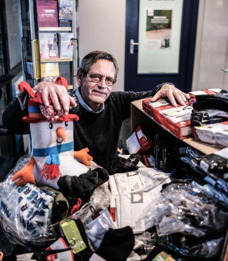 Waarom zoekt Erik naar ondergoed en sokken? 'Ik bleef plezier aan anderen helpen'