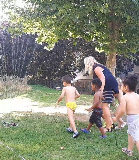 Zwolse zomerschool voor peuters: 'De kinderen die hier komen, spelen meestal weinig buiten'