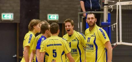 Nu al einde seizoen voor volleyballer uit Enschede: 'Een drama'