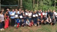 Eendracht Maakt Macht pakt de prijzen op Brugs kampioenschap boogschieten