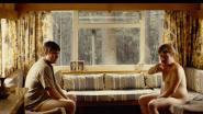 Kevin Janssens poedelnaakt in 'De Patrick'