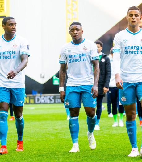 PSV heeft meer 'voetbal' nodig en moet er tot de laatste snik in blijven geloven