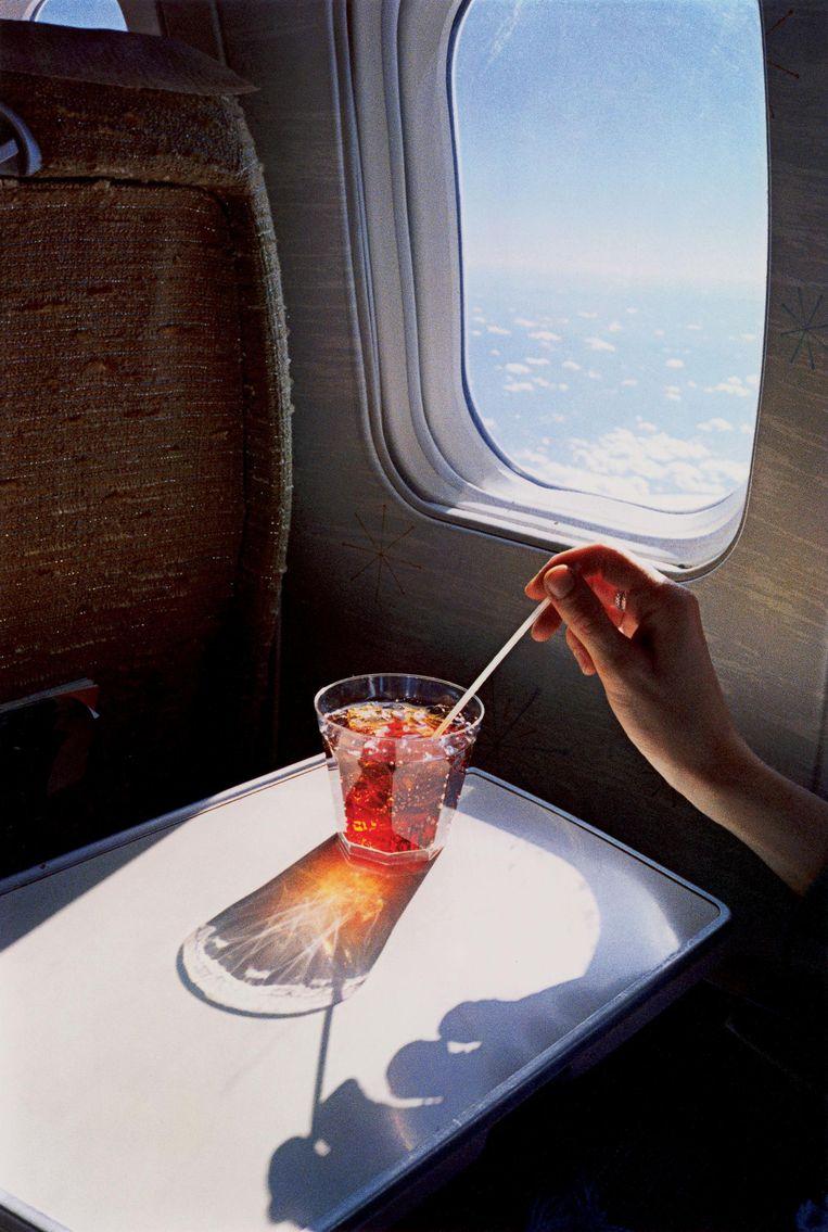 William Eggleston, En Route to New Orleans, 1971-1974, uit de serie Los Alamos. Beeld