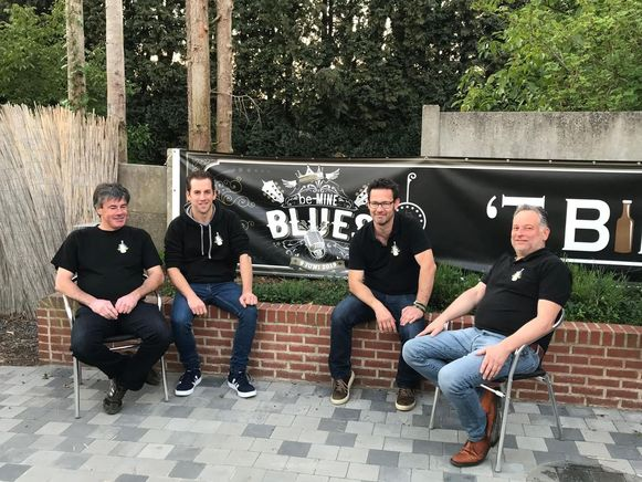 Organisatie van be-MINE Blues