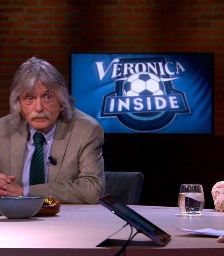 Kijkcijferrecord voor VI over racisme-rel; Johan Derksen heeft 'totaal geen spijt'