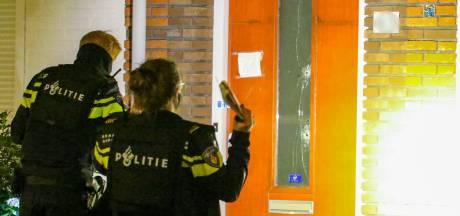 Woning aan Charactostraat in Capelle aan den IJssel twee keer beschoten