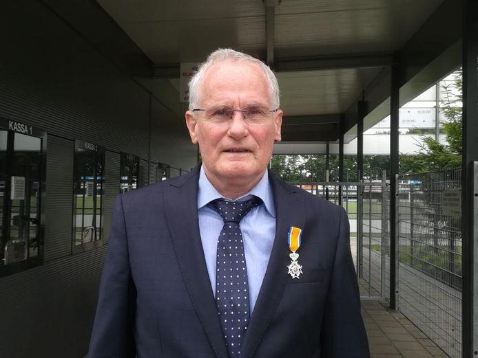 Christ Leenders uit Gemert.