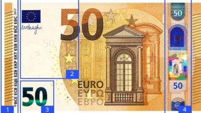Politie waarschuwt voor valse briefjes van 50 euro