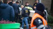 Slachtoffer stofexplosie begraven: duizend mensen nemen afscheid van Matthias Vuylsteke (23) in zee  van witte rozen
