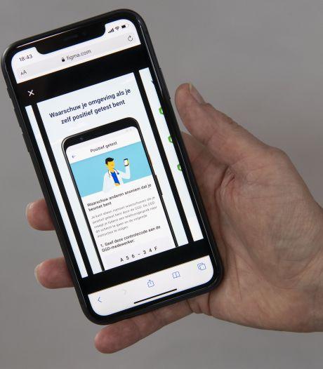 Twentenaren kunnen zich aanmelden als tester van de corona-meld-app