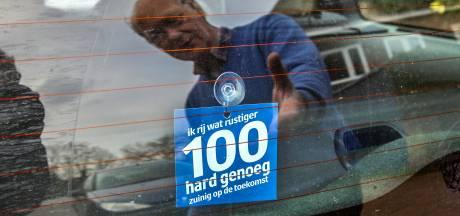Jan vindt 100 hard genoeg, nu de rest van Nederland nog