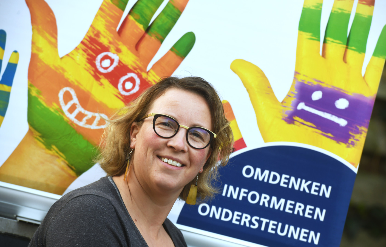 Danielle van Laar.