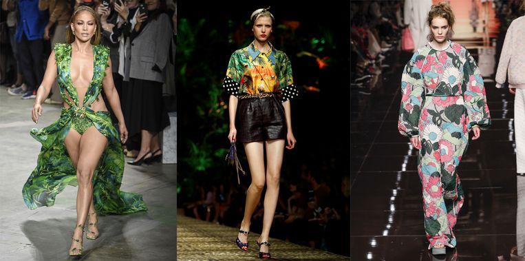 Versace, Dolce & Gabbana en Fendi.