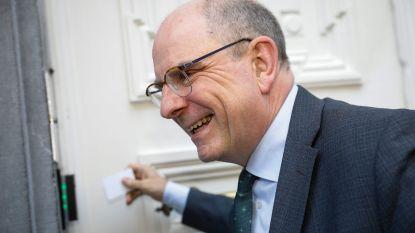 Koen Geens ambieert job van Europees Commissaris voor de vluchtelingen