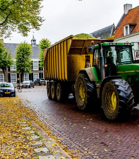 Oplossing voor landbouwverkeer kern Hilvarenbeek stukje dichterbij. 'Er zijn volop mogelijkheden'