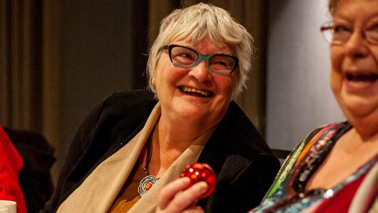 Marjan van Mourik (72) Beeld Lin Woldendorp
